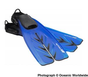 Scuba and Snorkel Fins