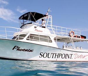 50 Newton Dive Boat