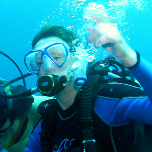 What's it like to Breathe Underwater