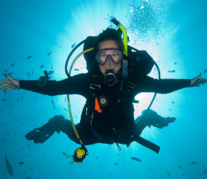 Learn Basic Scuba Diving Skills