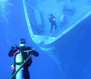 3 Great Diving Locations